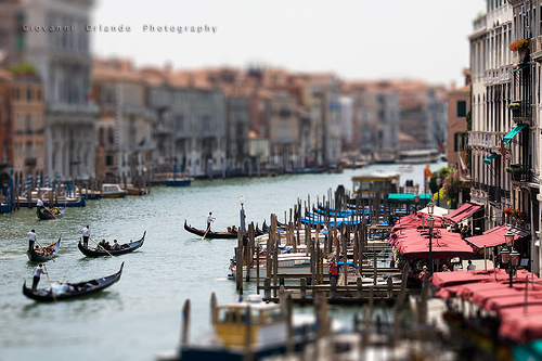 Canal Grande by ~jjjohn~.