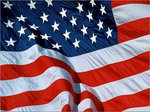 American Flag (also a jigsaw puzzle )