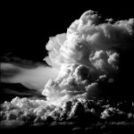 The Awesome Drama of Storms in Black and White: 18 Powerful Images