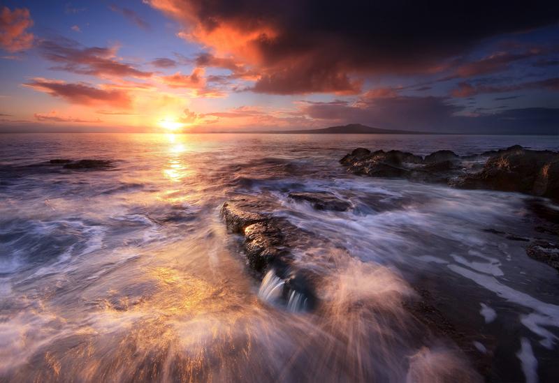 一张得奖的海滨照片是如何诞生的 - wuwei1101 - 西花社