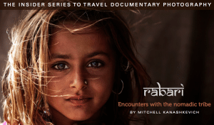 Book Cover - Rabari - Encounters With The Nomadic Tribe