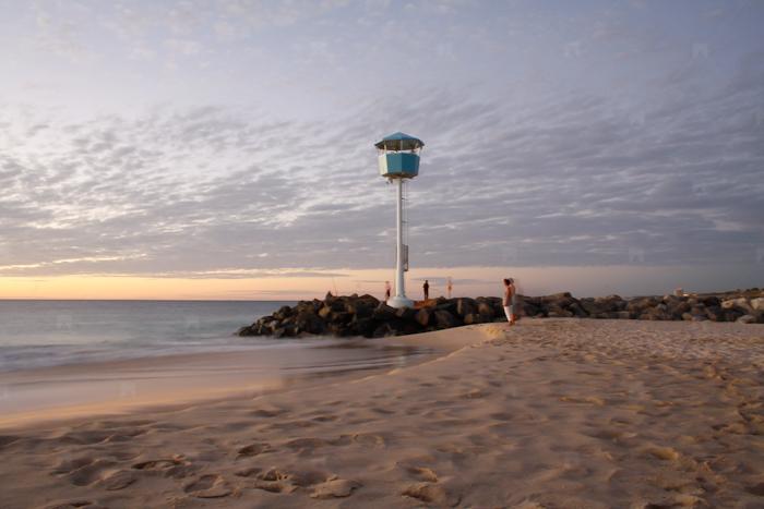 City Beach, Perth.
