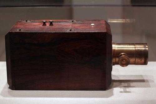 Daguerreotype Camera 1850s