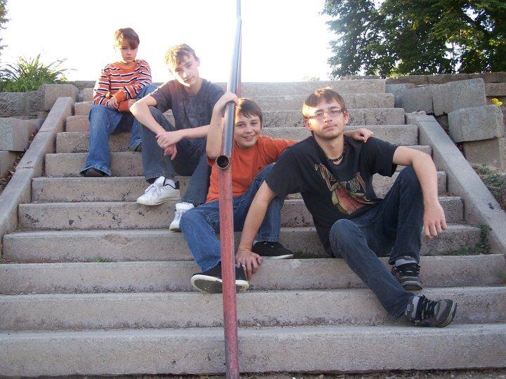 boys steps