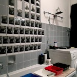 How to Make a Darkroom in Your Bathroom