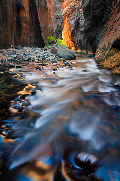 """Zion Narrows"" by Ian Plant"