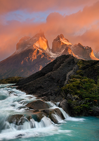 """Torres del Paine"" by Ian Plant"