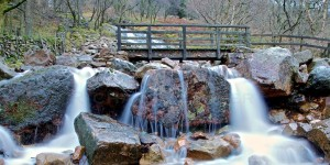 Buttermere Waterfall