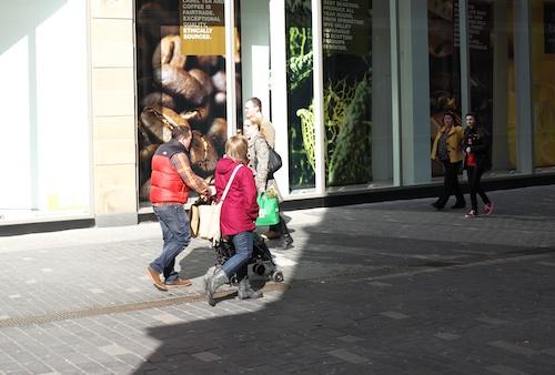 Basnett Street Shoppers