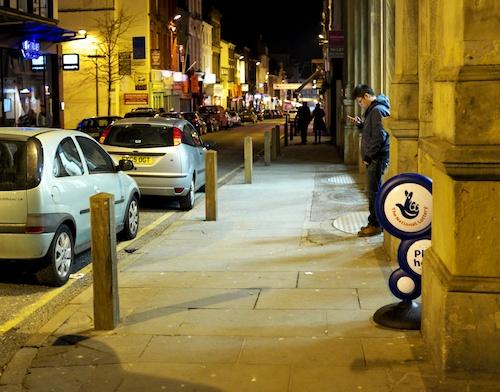 Bold Street Evening