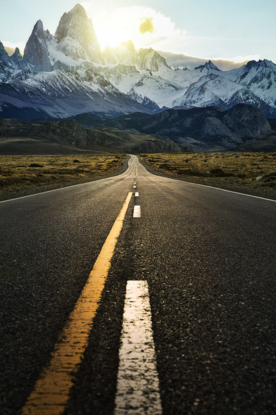 The road to fitzroy tall article