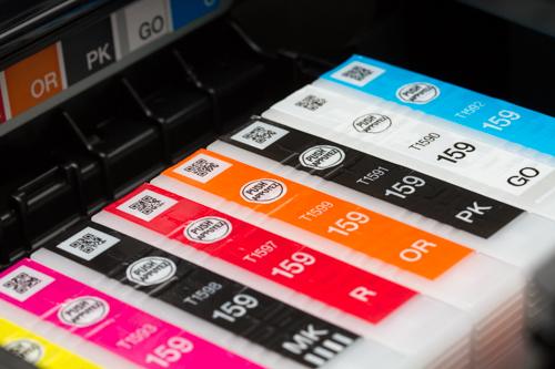 Epson UltraChrome Ink Cartridges