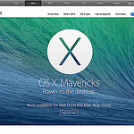 A First Look at OSX 10.9 Mavericks for Photographers