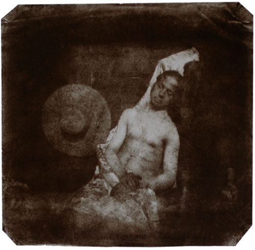 Hippolyte_Bayard-Drownedman-1840