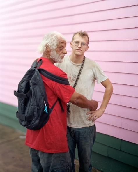 Richard Renaldi - Touching Strangers (22)