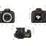 dslr camera controls