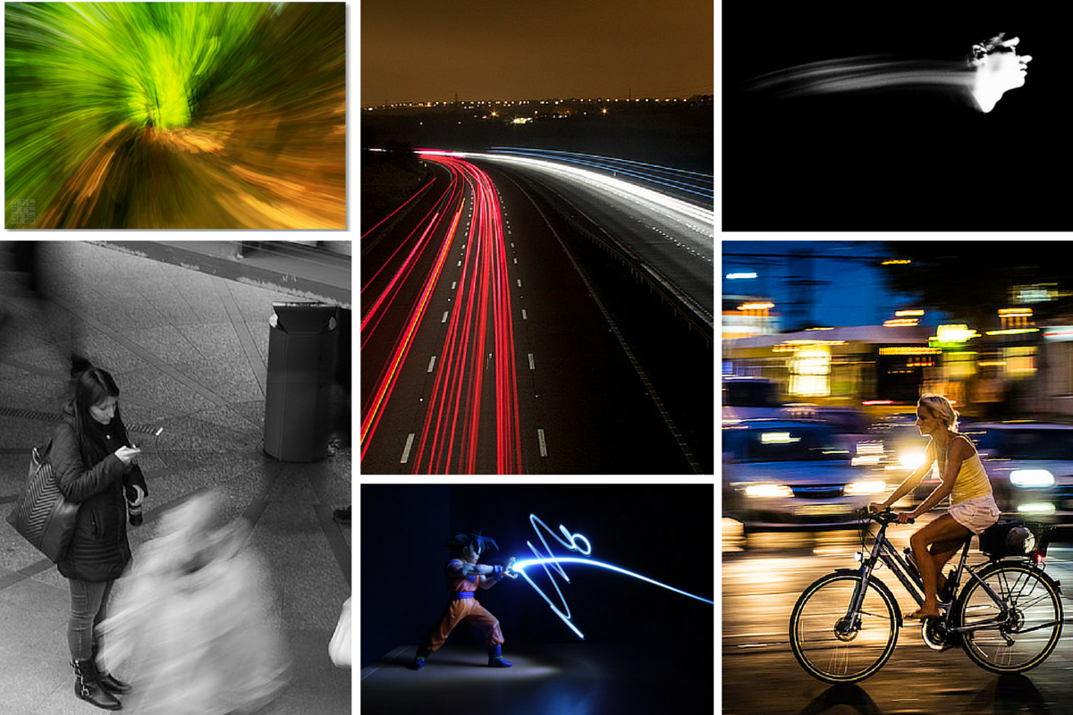 How to Make the Best of Low Light Using Slow Shutter Speed: 6 Stunning Effects