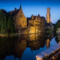 The Stock Shoot Diaries: Ghent and Bruges