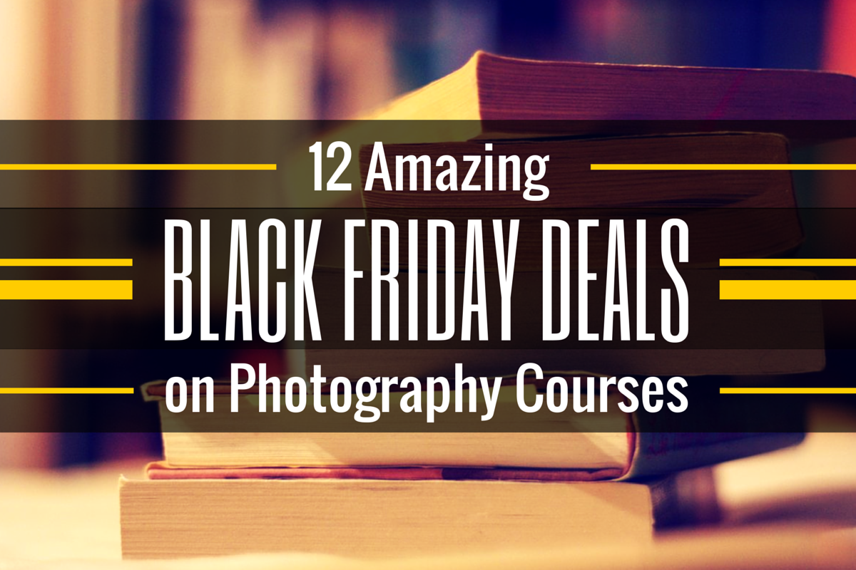 Deals photography course