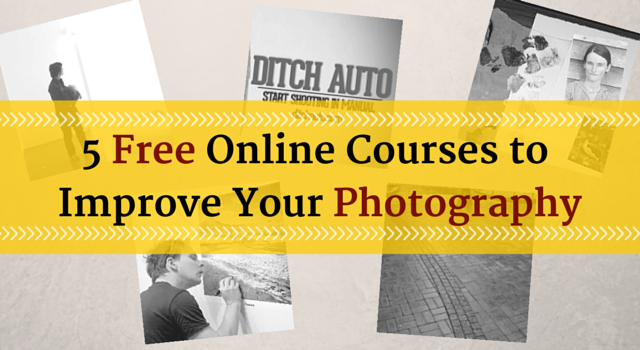 5 Free Online Courses to Improve Your Photography