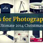 Gifts for Photographers 2014