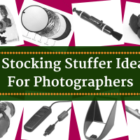 11 Stocking Stuffers Under $50 for Photographers