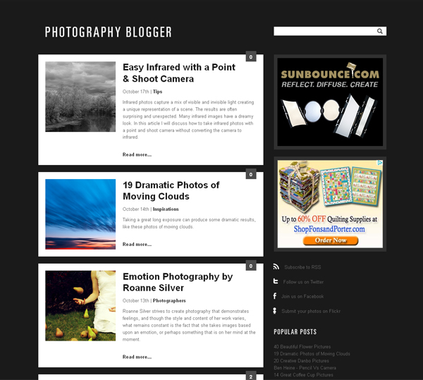 17-photo-blog-web-design