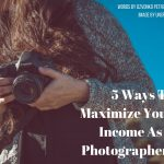 maximize photographer income