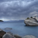 Stormy Bonsai by The Tahoe Guy