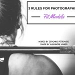 Photographing Fit Models