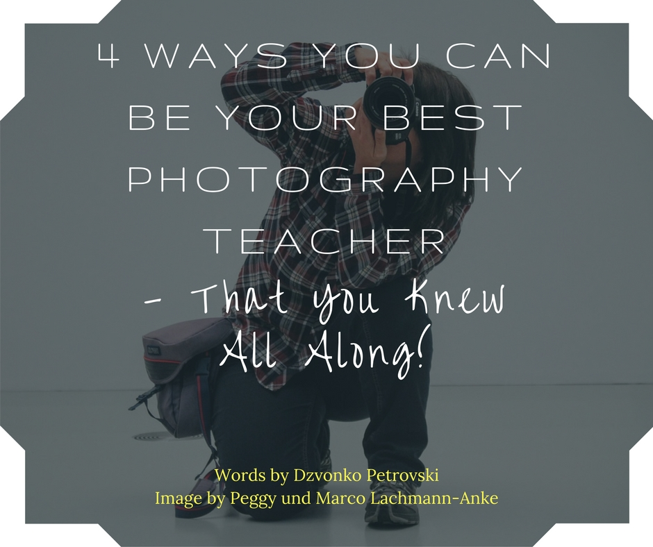 how to become a photography teacher