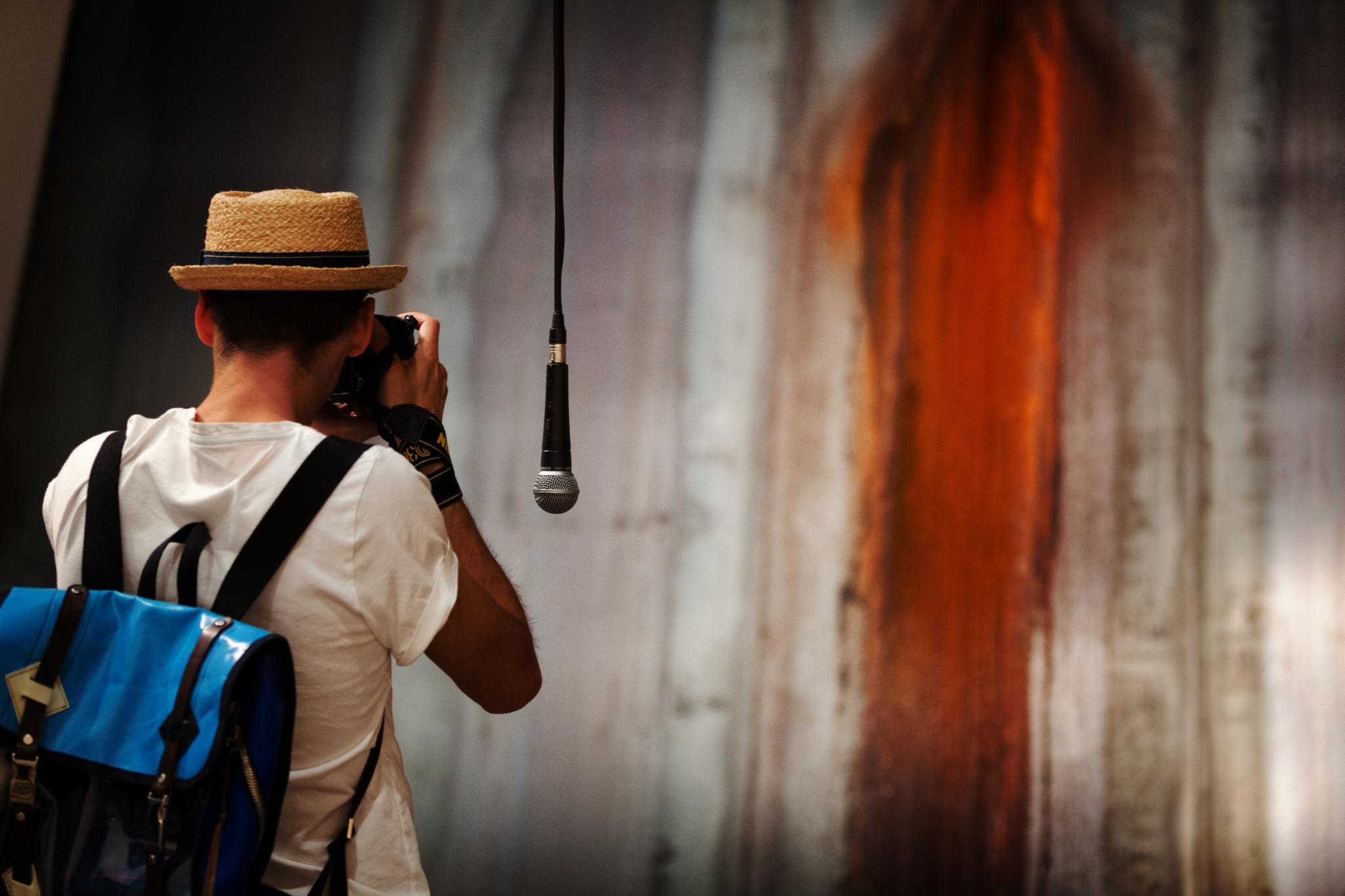 The Photographer's View by Stròlic Furlàn - Davide Gabino