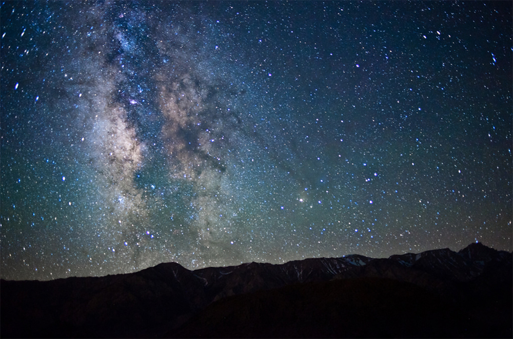 how to capture the milky way