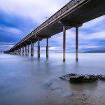 Ocean Beach Pier, San Diego, CA by Brian Roberts