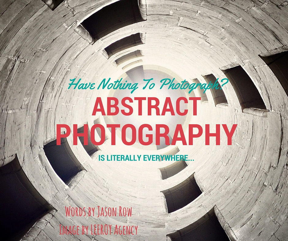 Photography Inspiration - Magazine cover