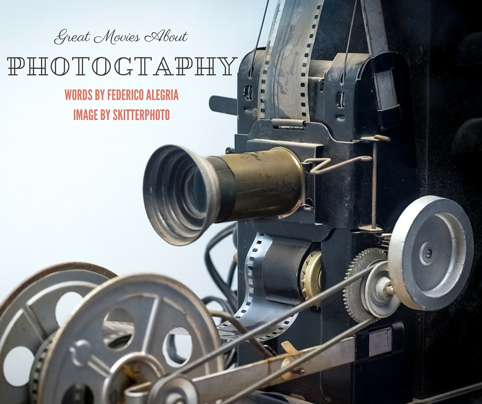Photography - Magazine cover