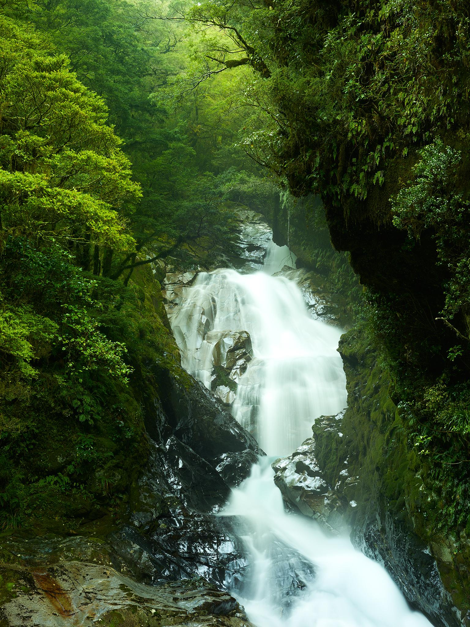 """""""Hidden Falls"""" by Destin Sparks"""