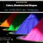 colors shadows shapes