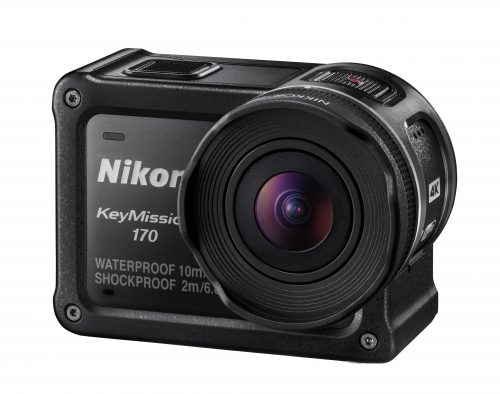 Nikon expand it's range of action cameras
