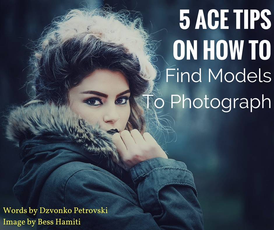 Find Models To Photograph