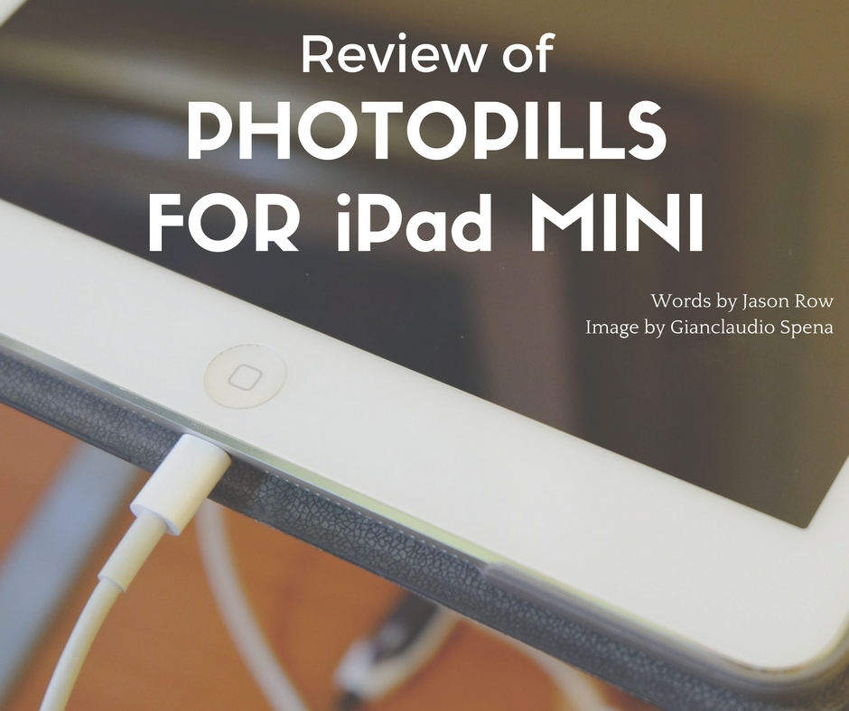Review Of PhotoPills On iOS For iPad Mini