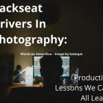 the armchair photographer