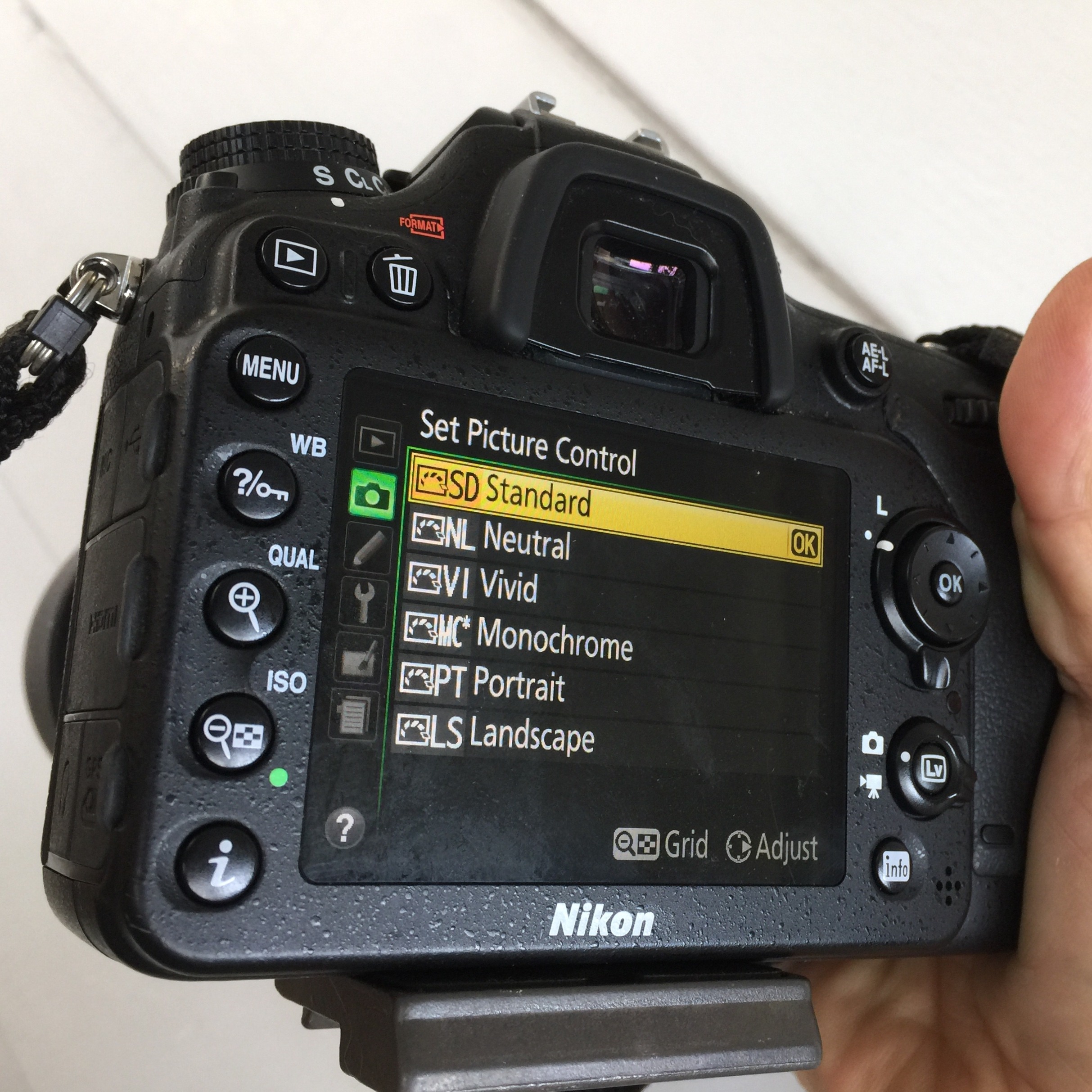 camera-picture-control-settings