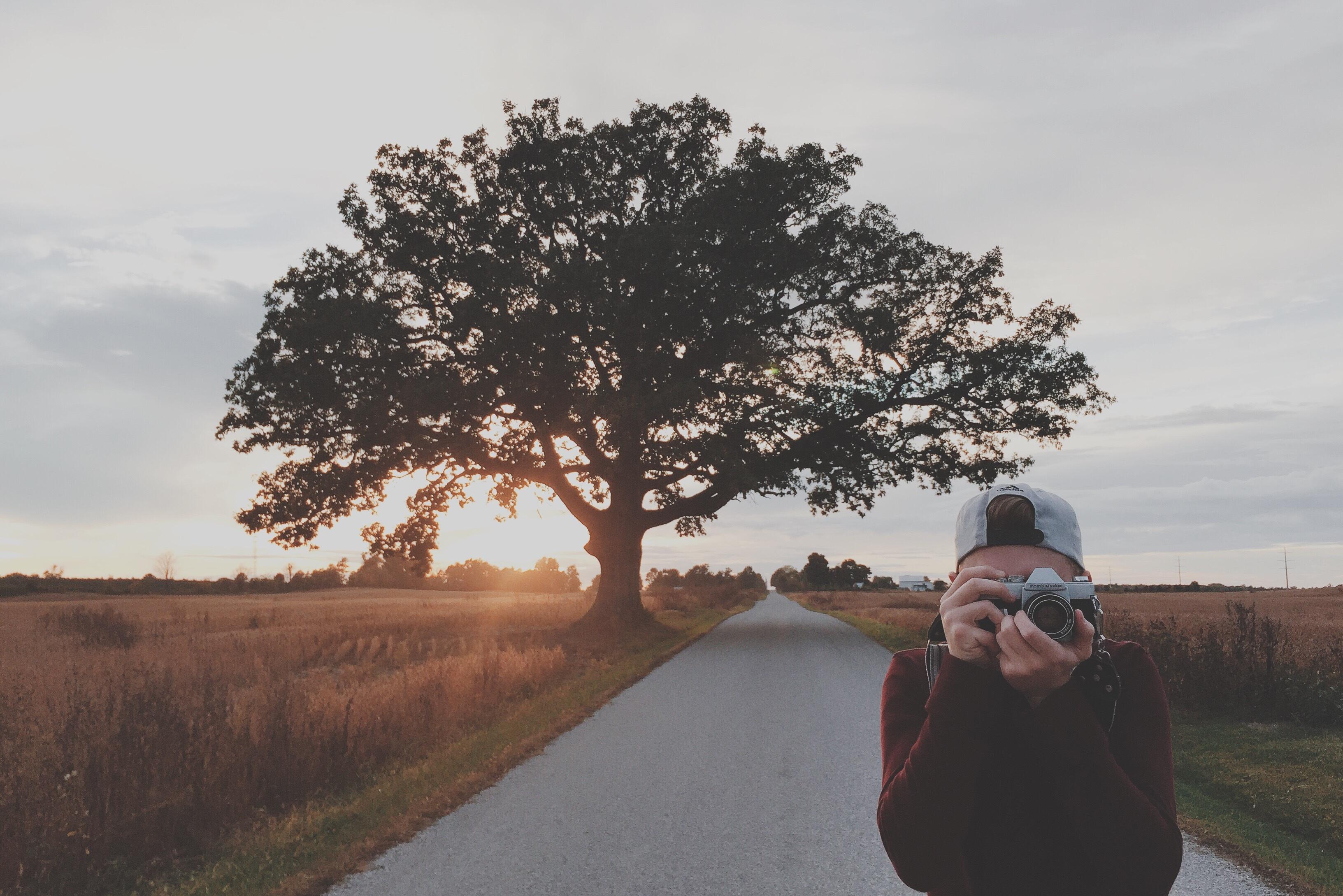 less camera gear