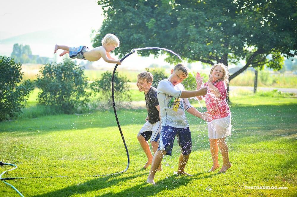 Wil Can Fly - Sprinkler