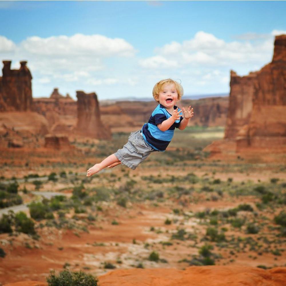 Wil Can Fly - Utah