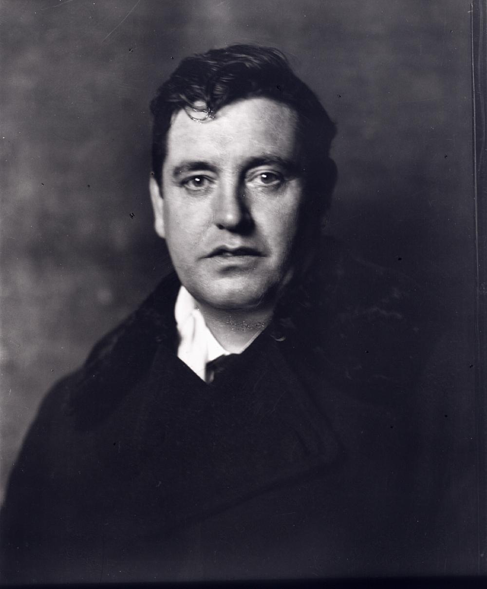 Portrait photograph of John McCormack