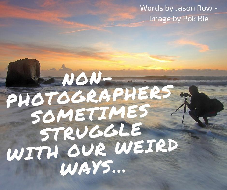 good photography habits