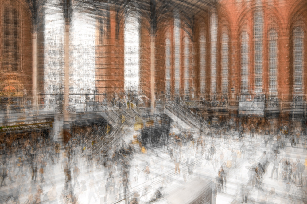 Urban Etching in Limbo - Image by Grant Legassick