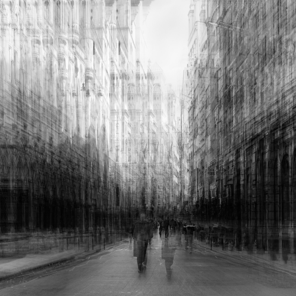 Urban Etching - Image by Grant Legassick
